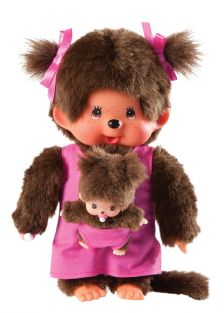 MONCHHICHI MOTHER CARE-PINK