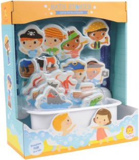ONCE UPON A PIRATE BATH STORIE