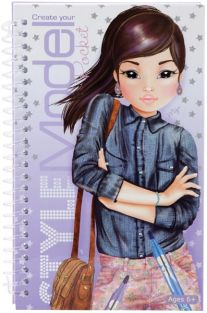STYLEMODEL POCKET SKETCHBOOK