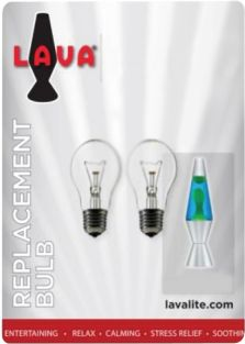 LAVA LITE 40W REPLACEMENT BULB