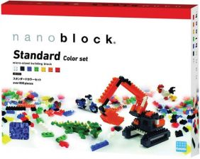 STANDARD COLOR NANOBLOCK BUILD