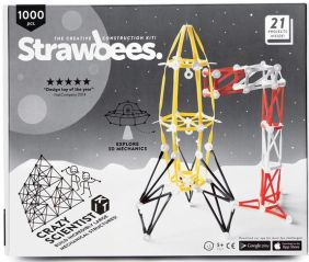 (SALE) STRAWBEES. CRAZY SCIENTIST KIT
