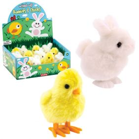 WIND-UP BUNNIES & CHICKS
