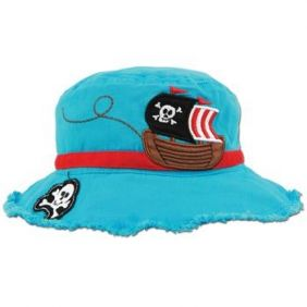 PIRATE BUCKET HAT #1005-29 BY