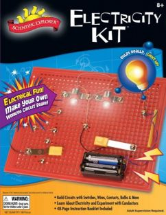 ELECTRICITY KIT #02018 BY SCIE