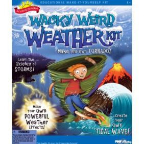 WACKY WEIRD WEATHER KIT #OS6802019 BY SCIENTIFIC EXPLORER