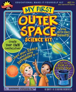 MY FIRST OUTER SPACE KIT #OS68
