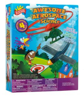 AWESOME AEROSPACE SCIENCE KIT