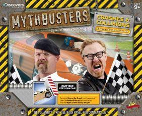 MYTHBUSTERS CRASHES & COLLISIONS SCIENCE KIT #OSEA2125