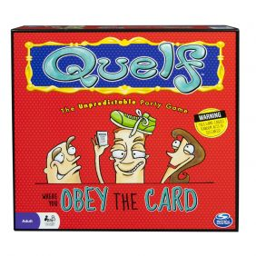 QUELF GAME #6015787 BY SPIN MA