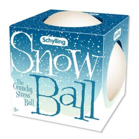 SNOW BALL: THE CRUNCHY STRESS