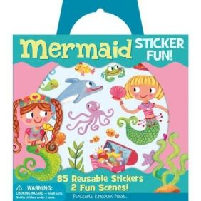 MERMAID STICKER FUN! SET