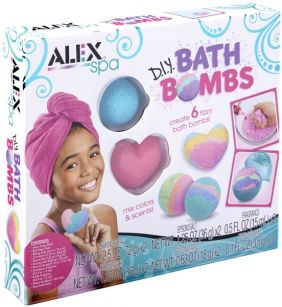 DIY BATH BOMBS KIT #620100 BY