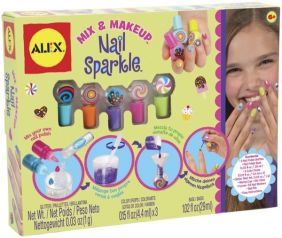 MIX & MAKEUP NAIL SPARKLE KIT
