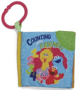 SESAME STREET-COUNTING WITH FRIENDS