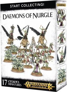 START COLLECTING! DAEMONS OF N