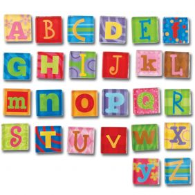 SMALL TALK MAGNETIC LETTER Y