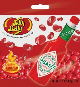 TABASCO JELLY BELLY 3.1OZ BAG