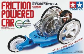 FRICTION POWERED CAR