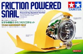 FRICTION POWERED SNAIL