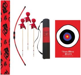 DRAGON BOW DELUXE ARCHERY SET