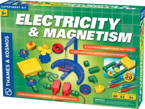 ELECTRICITY & MAGNETISM SCIENC
