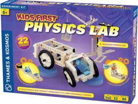 KIDS FIRST PHYSICS LAB SCIENCE