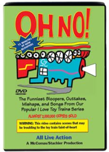OH NO! DVD