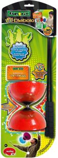 LIGHT UP DIABOLO JUGGLER'S TOY