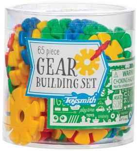 65 PIECE GEAR BUILDING SET