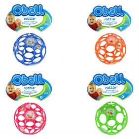 """OBALL 4"""" RATTLE"""