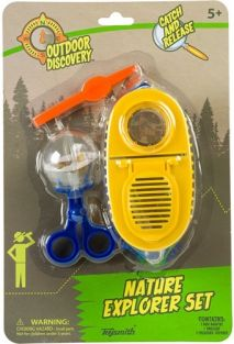 NATURE EXPLORER SET ASST