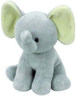 BUBBLES GRAY ELEPHANT-BABY