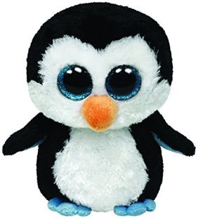 WADDLES PENGUIN BEANIE BOOS