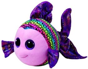 FLIPPY RAINBOW FISH-BEANIE BOO