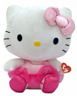 HELLO KITTY BALLERINA-BEANIE