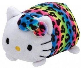 HELLO KITTY RAINBOW-TEENY TYS