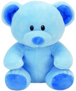 LULLABY BEAR-BABY TY 13""