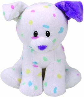 SPRINKLES DOG-BABY TY 6""