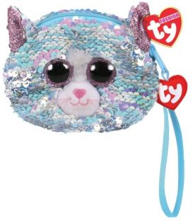 WHIMSY CAT SEQUIN WRISTLET