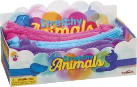 STRETCHY ANIMALS #8525 BY TOYS