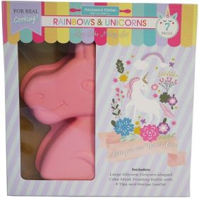 UNICORN LARGE CAKE MAKING SET