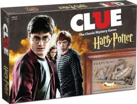 HARRY POTTER CLUE BOARD GAME #