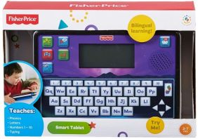 SMART TABLET #W8777 BY FISHER-PRICE