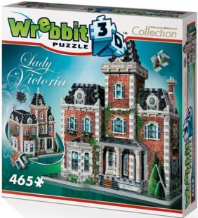 LADY VICTORIAN COTTAGE 465PC