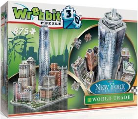 ONE WORLD TRADE 3D 875PC
