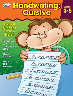 HANDWRITING: CURSIVE GRADES 3-