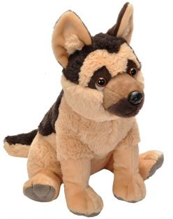 GERMAN SHEPHERD-PET SHOP 12""