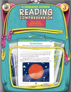 READING COMPREHENSION GRADE 3-