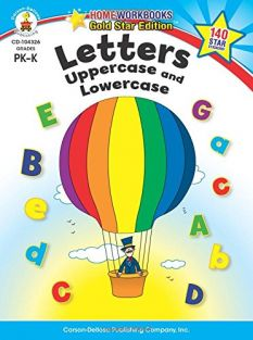 LETTERS UPPERCASE/LOWERCASE PK